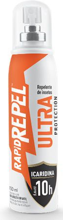 Repelente Ultra Protection Spray 100ml - Rapid Repel