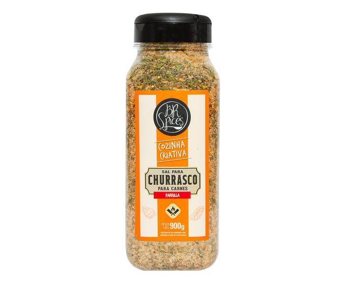 Sal de Parrilla para Churrasco para Carnes  900g - BR Spices