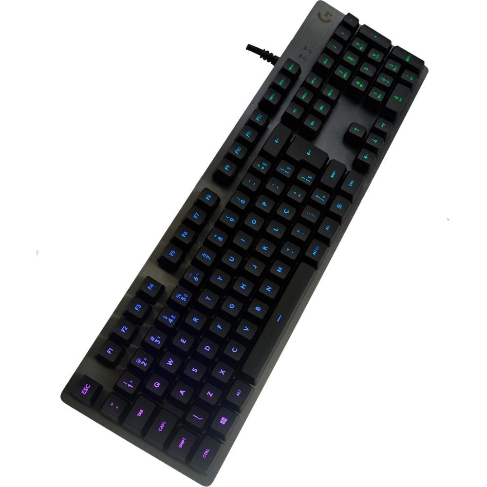 Teclado Mecânico  RGB Para Jogos Logitech G512