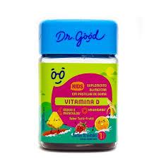 Vitamina D Kids Diet c/ 30 gomas - Dr. Good
