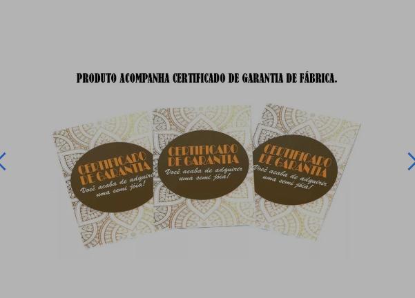 kit Colar Ferradura