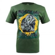 Camiseta MKS Nations BJJ