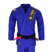 Kimono de Jiu-Jitsu MKS Golden - Azul