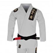 Kimono de Jiu-Jitsu MKS Golden - Branco