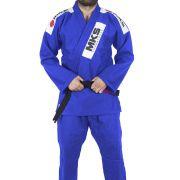 Kimono de Jiu-Jitsu MKS Contest - Azul