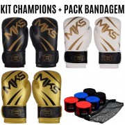 Kit Champions + Pack Bandagem