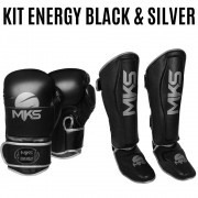Kit Energy Black & Silver