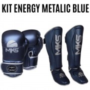 Kit Energy Metalic Blue