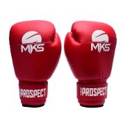 Luva de Boxe MKS New Prospect Red