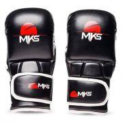 Luva de MMA Sparring MKS Preta