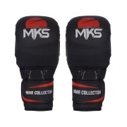 Luva de MMA Sparring MKS Preta Modelo 2021