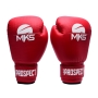 Luva de Boxe MKS New Prospect Red
