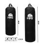 Saco de Boxe Residencial MKS Combat (CHEIO) -  90cm ou 120cm