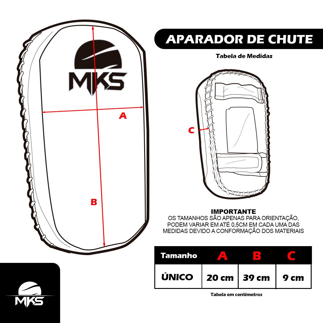 Aparador de Chute Thai Pad MKS (Par)