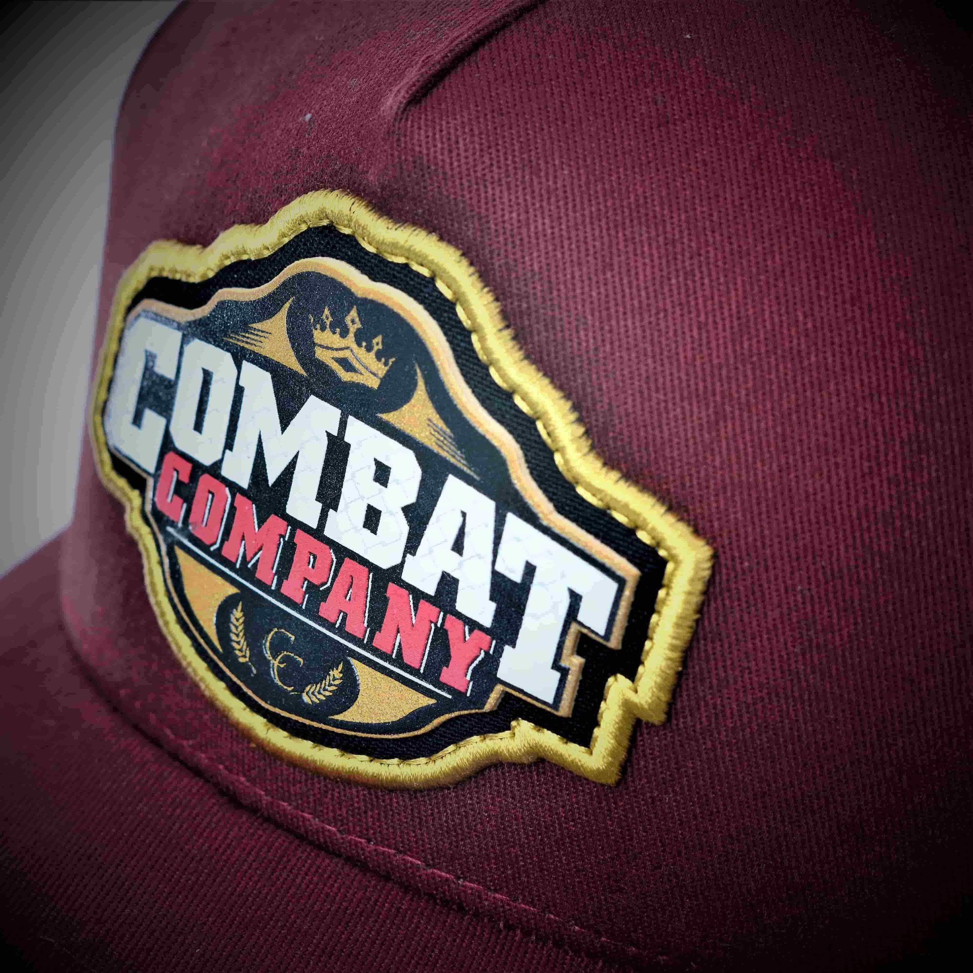 Boné Collab MKS x Combat Company