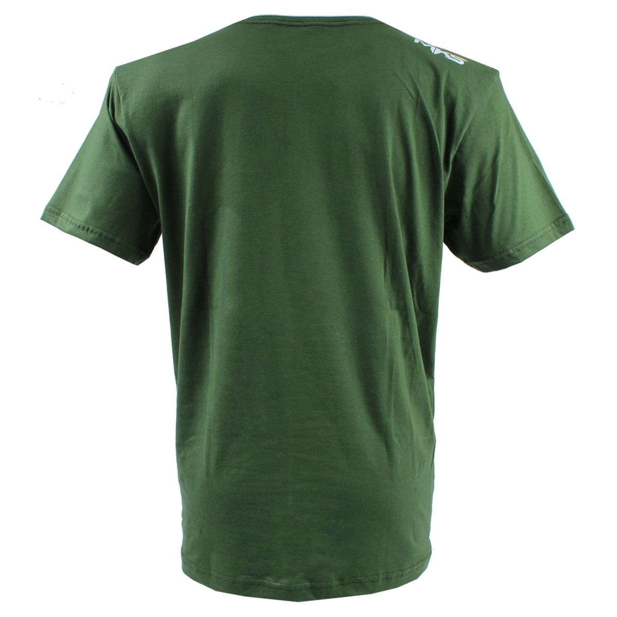 Camiseta MKS Nations Brazilian Jiu-Jitsu - Verde