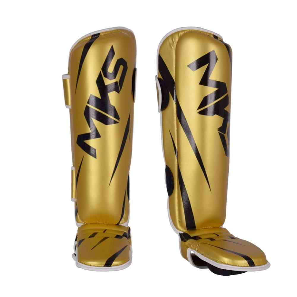 Caneleira MKS Champions III Dourado