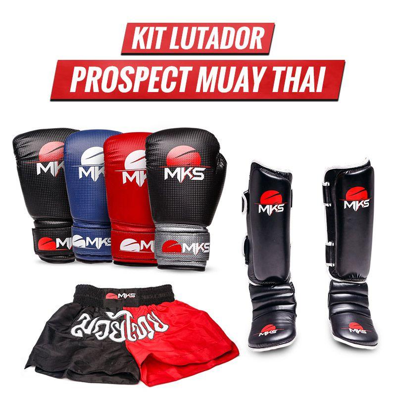 Combo Lutador: Prospect Muay Thai Completo