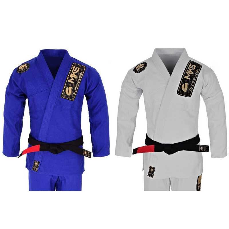 Kimono de Jiu-Jitsu MKS Golden