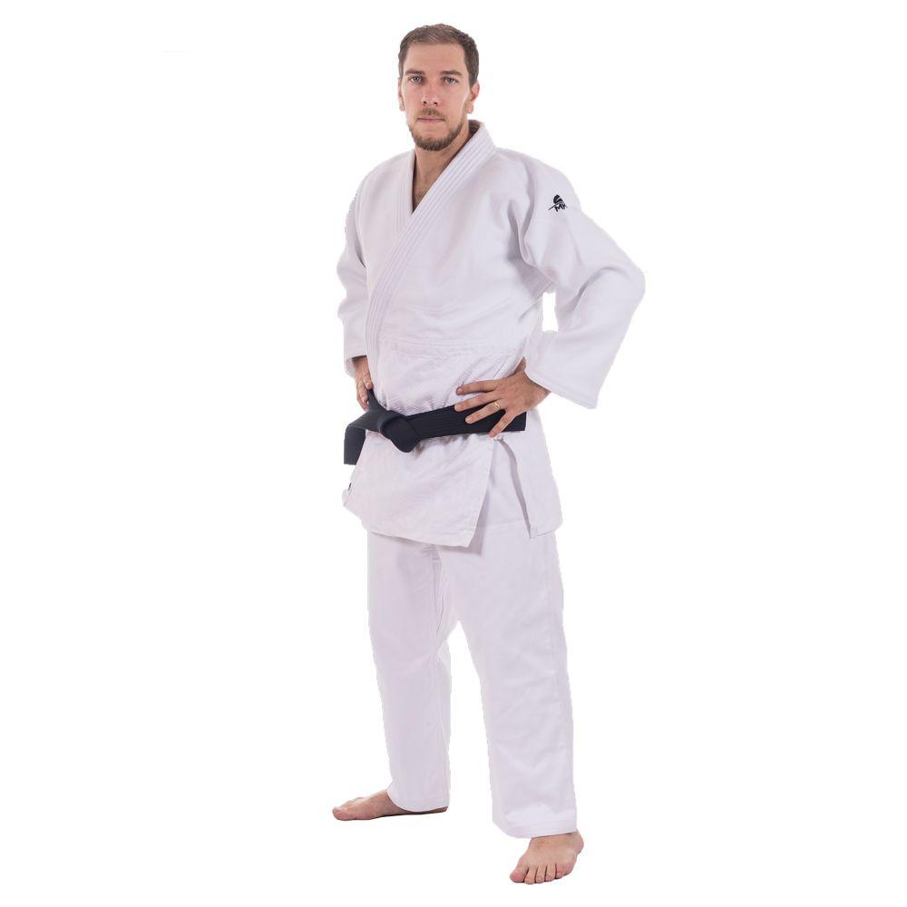 Kimono de Judô MKS Extra Heavy Branco