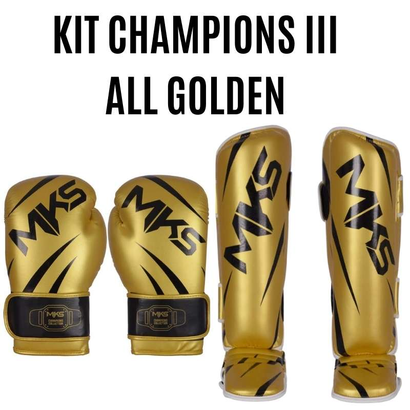 Kit Champions III All Golden