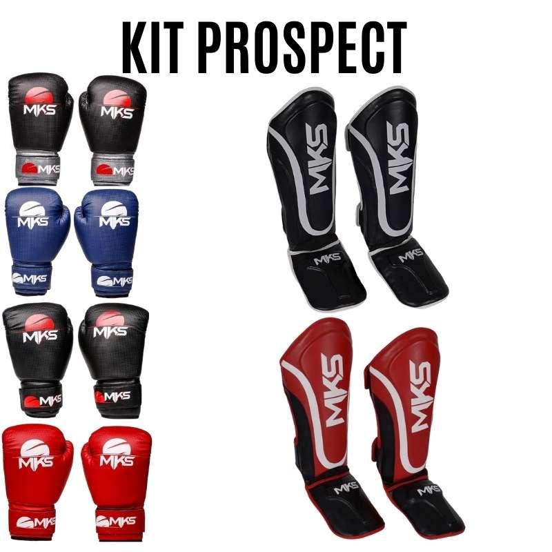 Kit Prospect: Luva + Caneleira