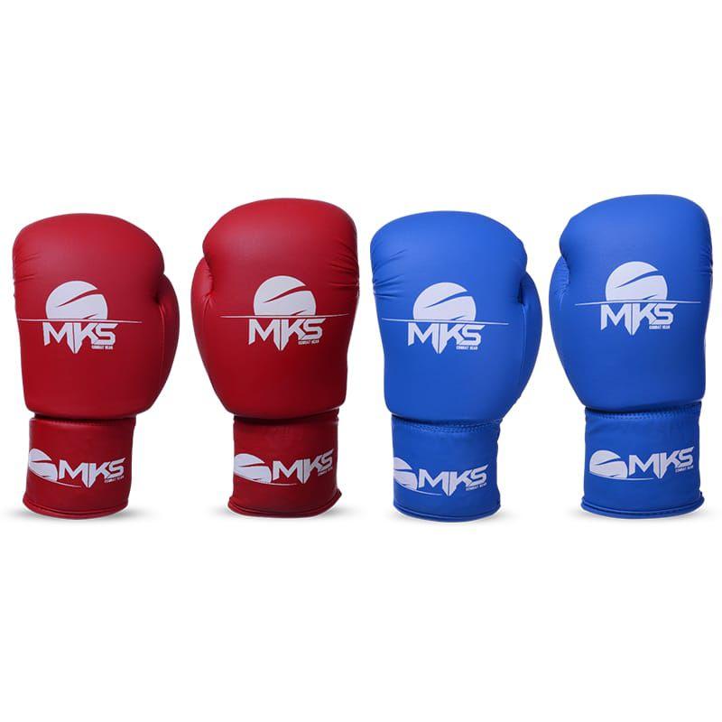 Luva de Boxe Infantil MKS 8oz