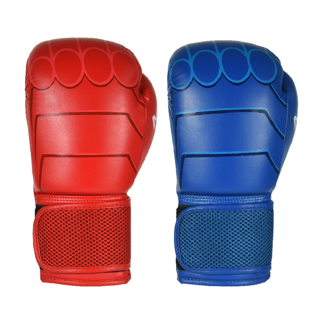 Luva de Boxe MKS Combat Infantil Hero 8oz