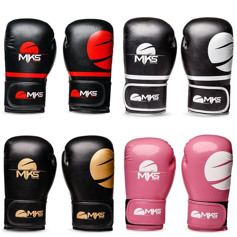 Luva de Boxe MKS Champions