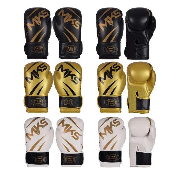 Luva de Boxe MKS Champions III