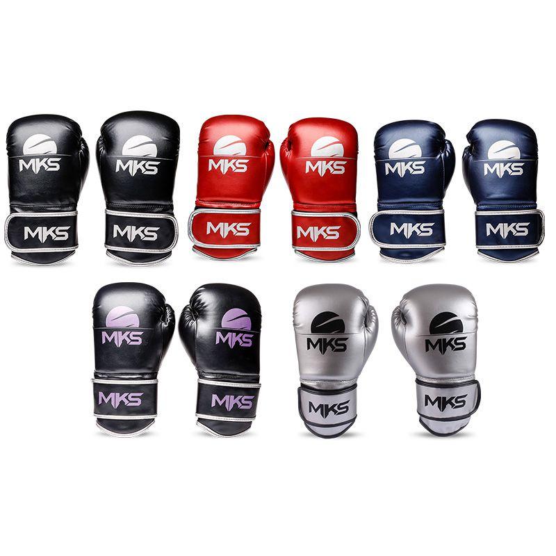 1ace1a123 Luva de Muay Thai MKS Energy  treine com um produto exclusivo