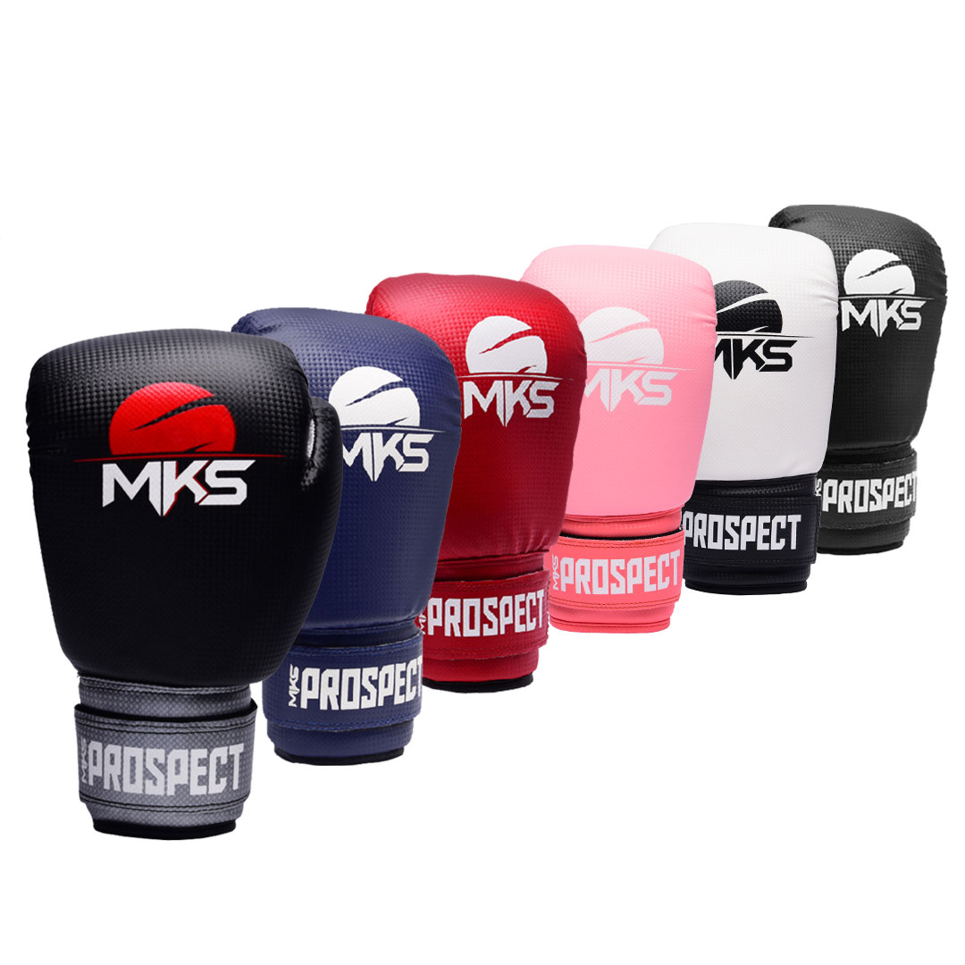 Luva de Boxe MKS New Prospect