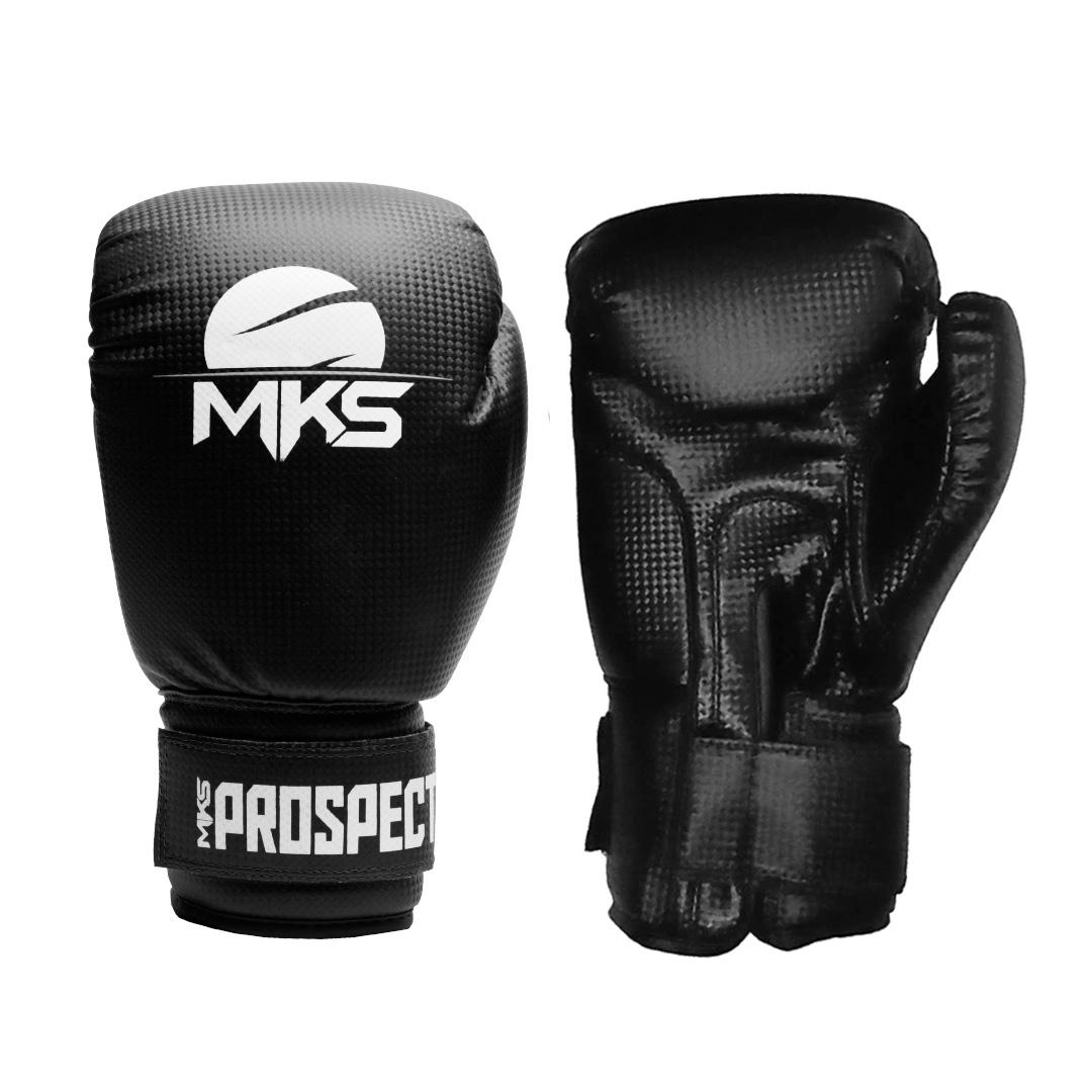 Luva de Boxe MKS New Prospect Black