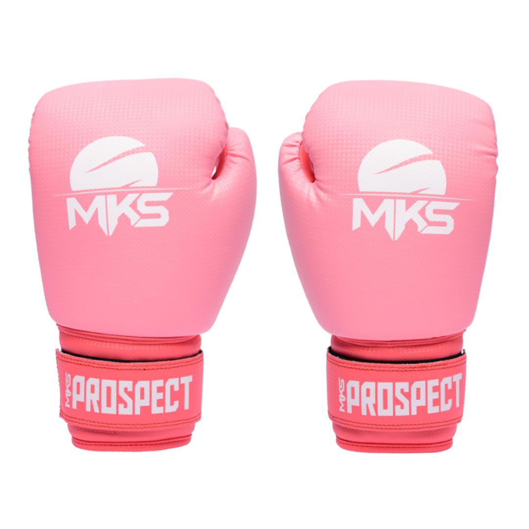 Luva de Boxe MKS New Prospect Color Block