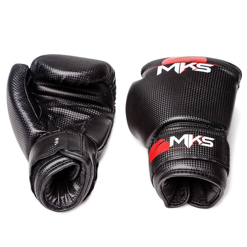 Luva de Boxe MKS Prospect Black