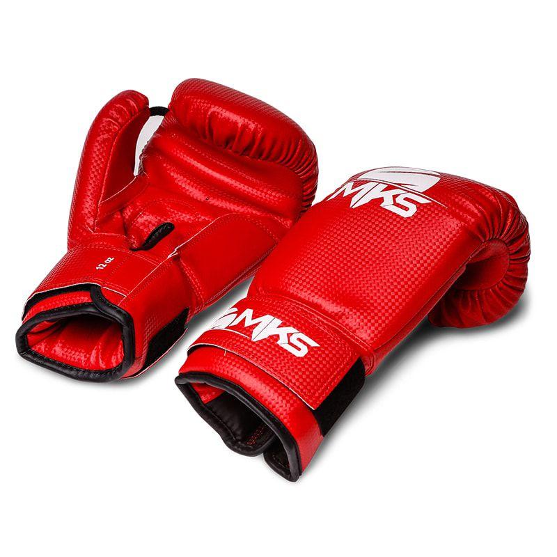 Luva de Boxe MKS Prospect Red