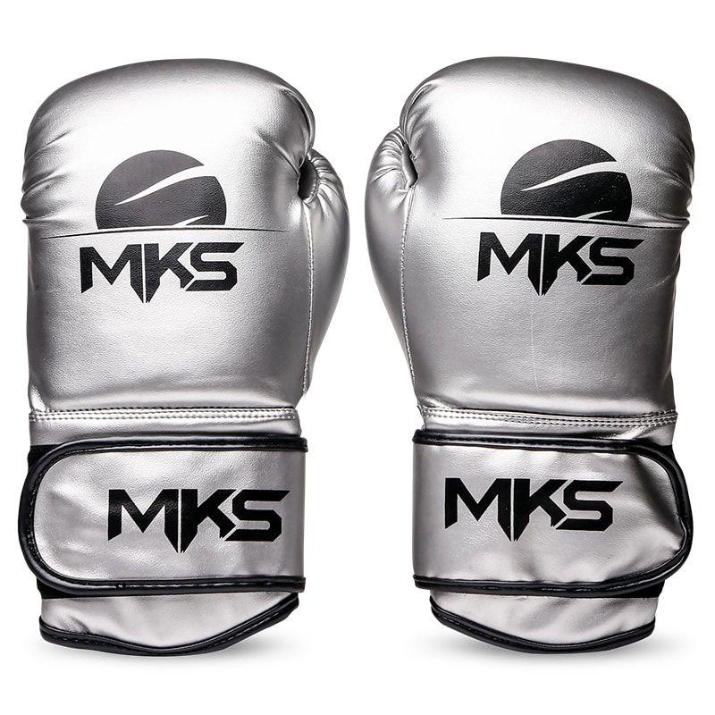 13e991355 luva boxe muay thai mks combat energy black silver html - Busca na ...