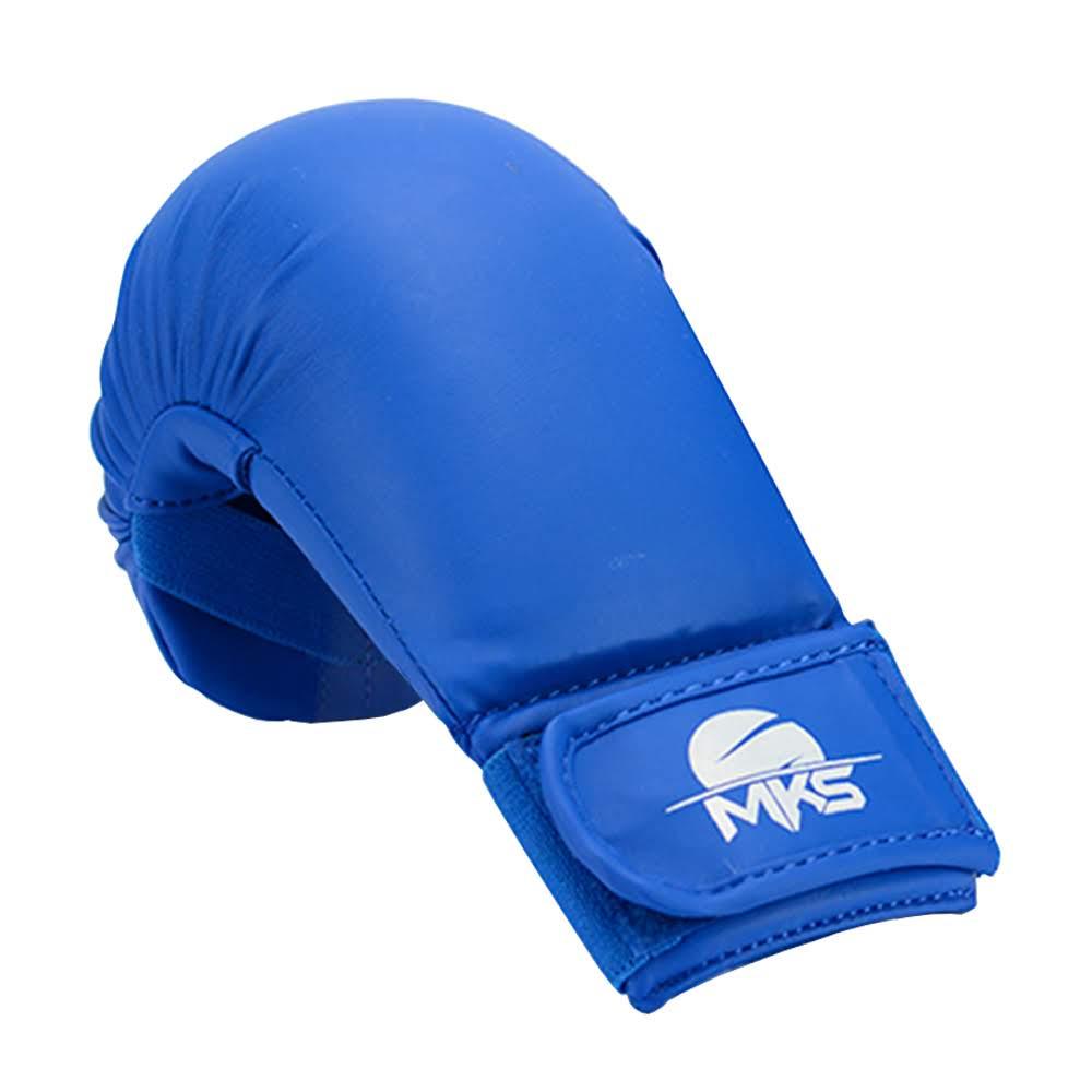 Luva de Karatê MKS Azul Modelo 2020