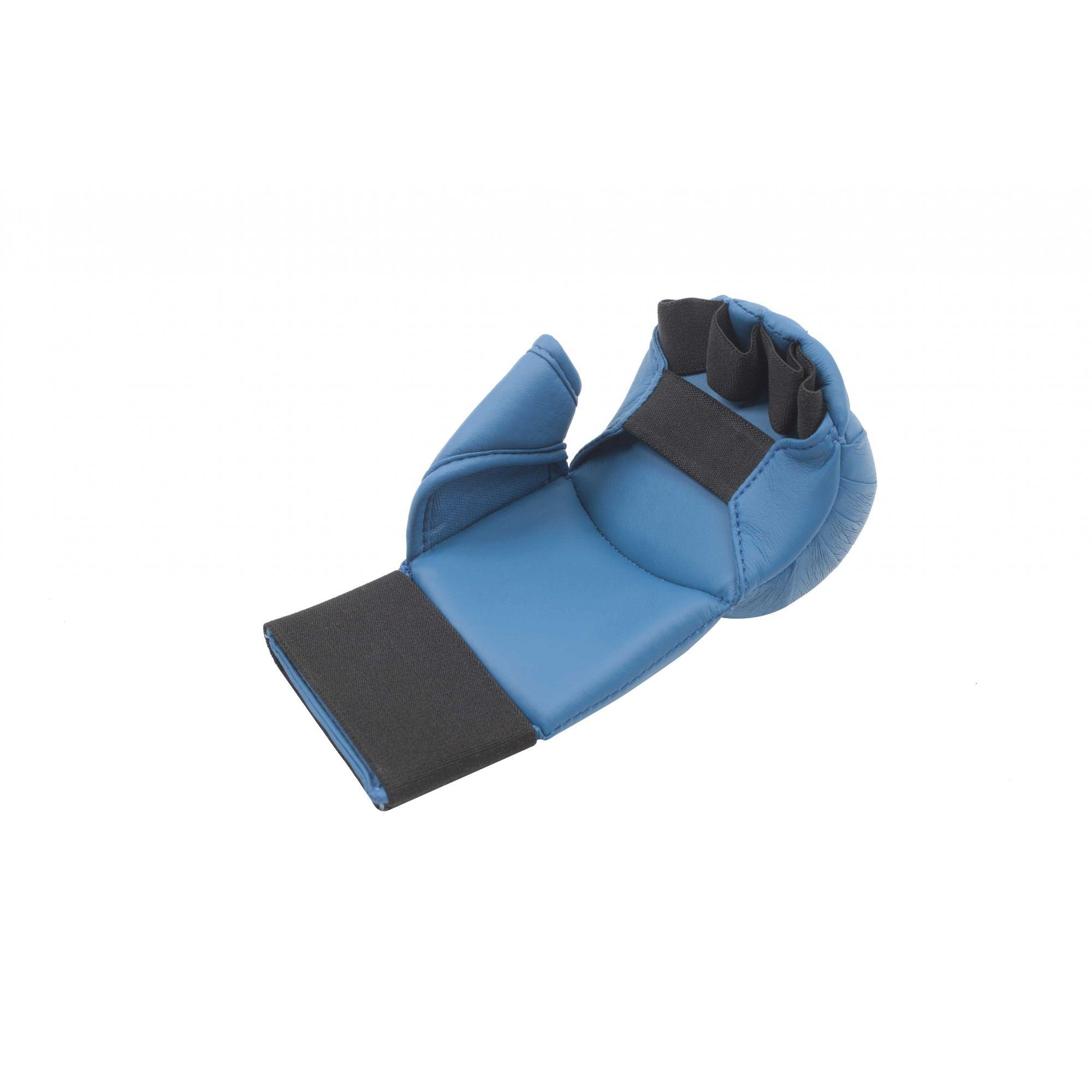 Luva de Karatê MKS Modelo 2018 Azul