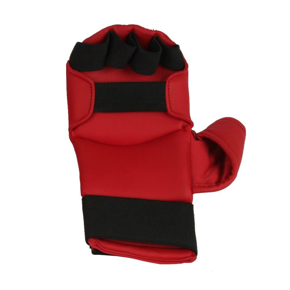Luva de Karatê MKS Modelo 2018 (Vermelha)