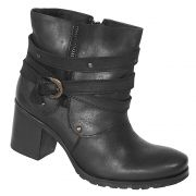 Bota New Comfort Cano Curto London