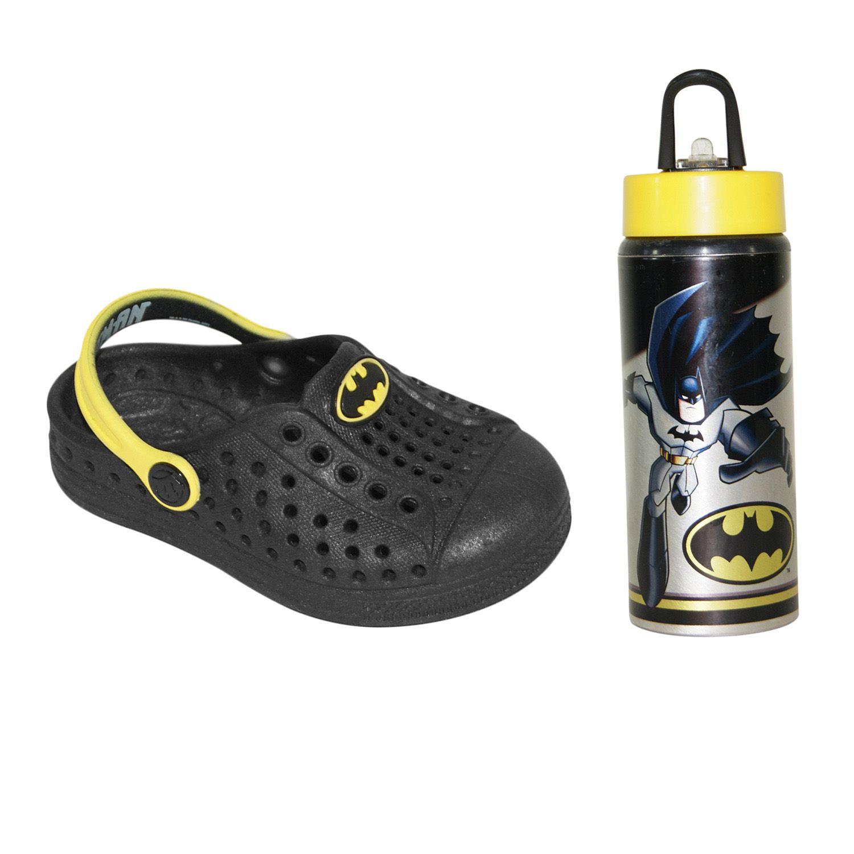 Babuche Plugt Batman - Acompanha Squeeze