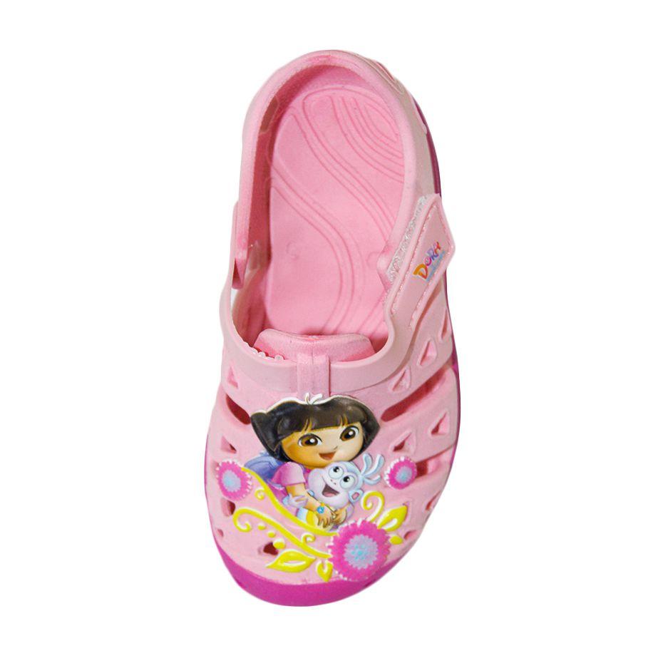 Babuche Plugt Dora Rosa