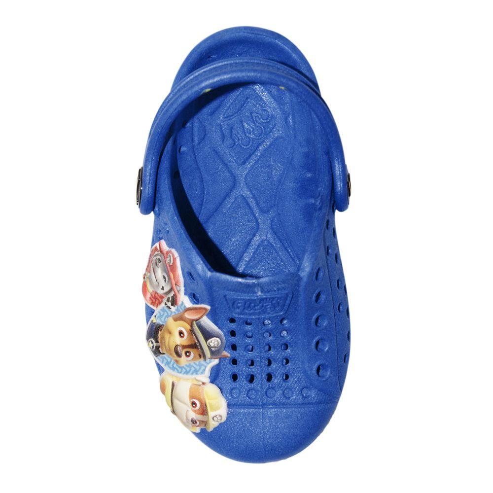 Babuche Plugt Patrulha Canina Azul