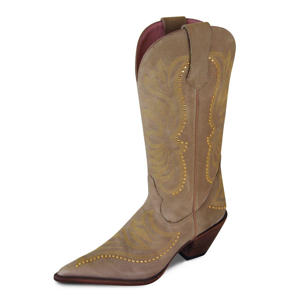 Bota Goyazes Horse Texana Country Bico Fino