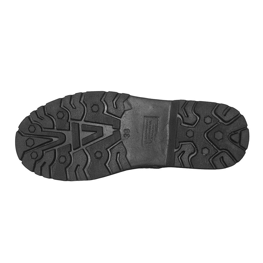 Bota Shoes Shoes Cano Curto Trabalho