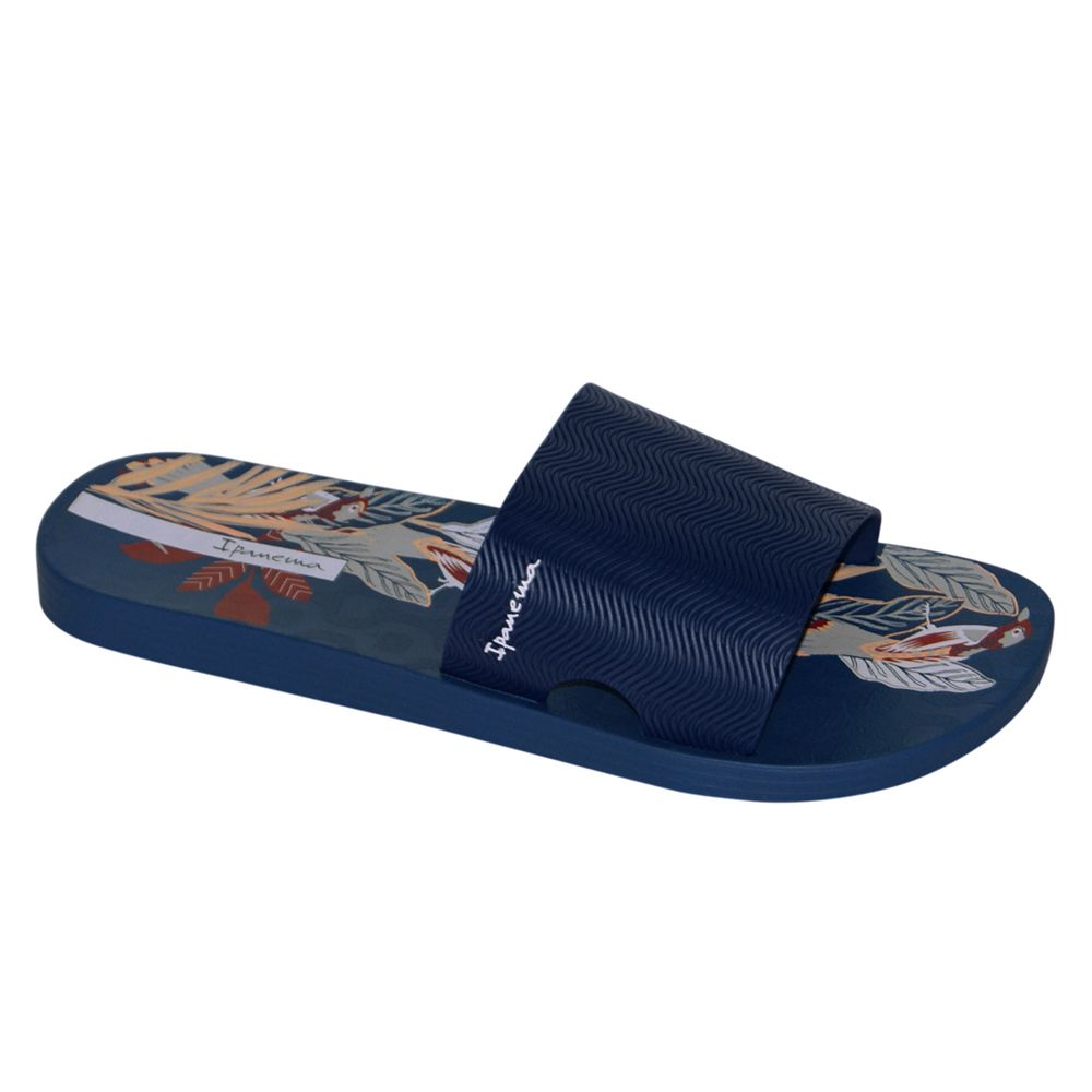 Chinelo Slide Ipanema Way Print