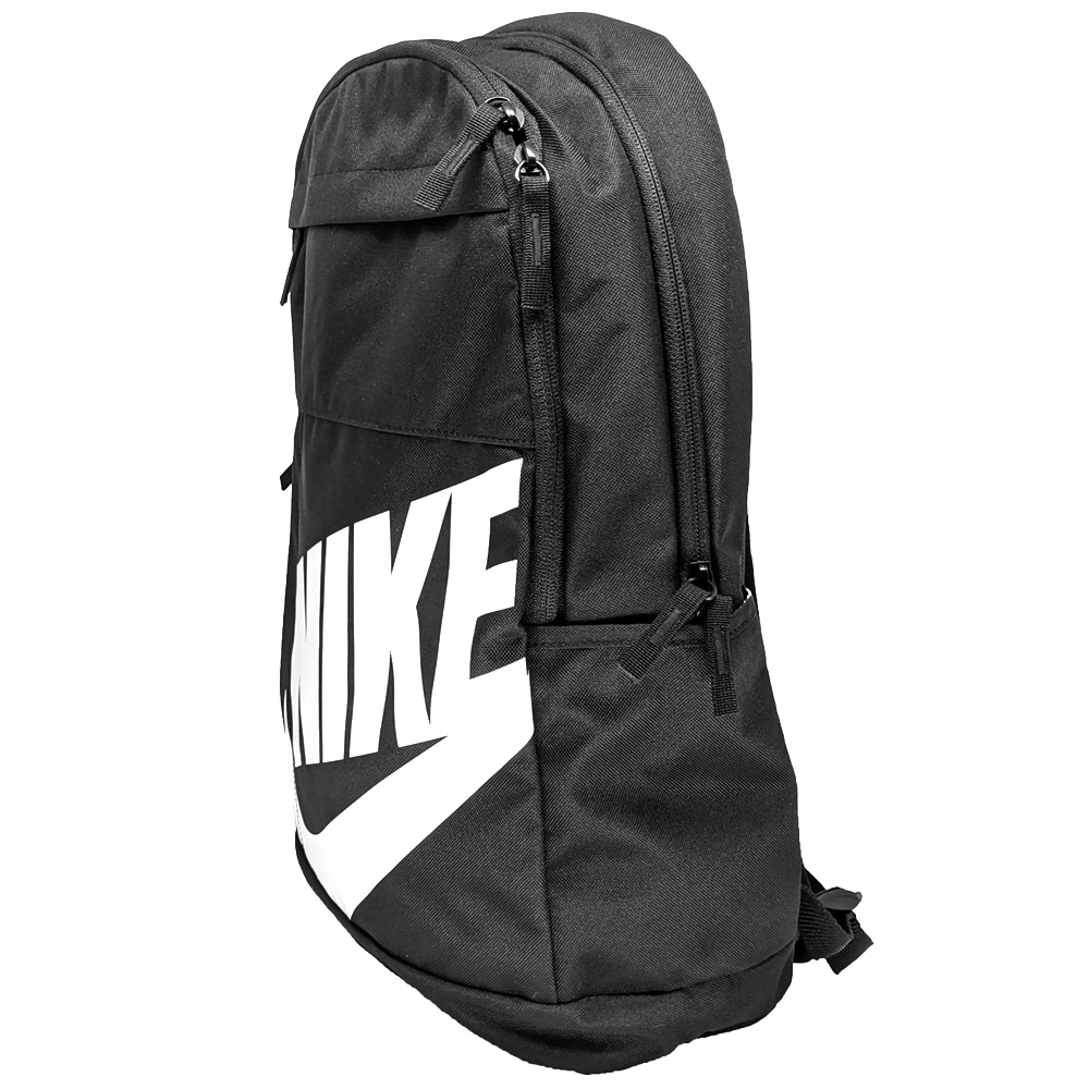 Mochila Nike Elemental Unissex - Preto/Branco