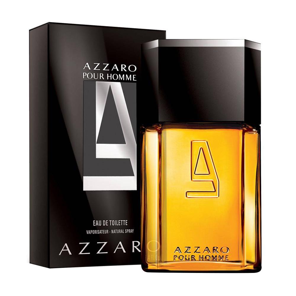 Perfume Masculino Azzaro Pour Homme 100ml