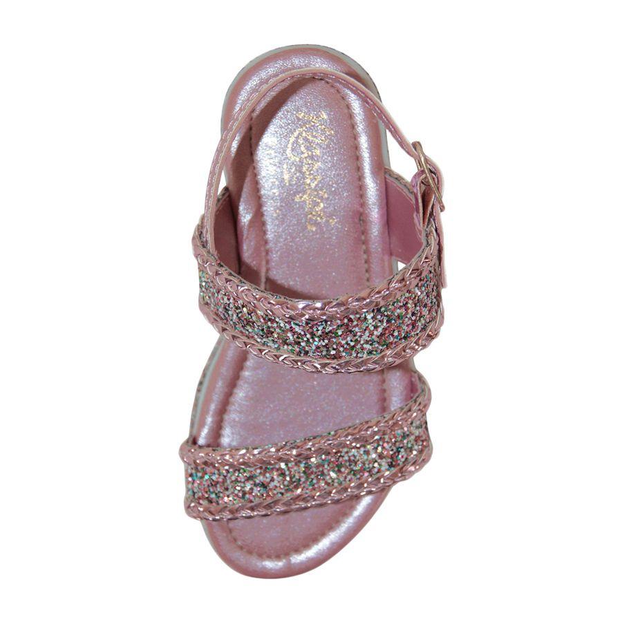 Sandália Klassipé Gloss Color Glitter